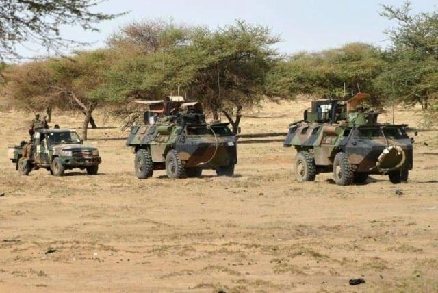 Mali : djihadistes tués près de la frontière burkinabè Mali_j10