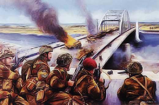 Arnhem, septembre 1944 Paraar10