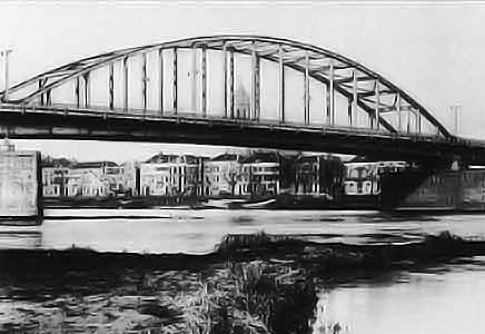 Arnhem, septembre 1944 Pontar10