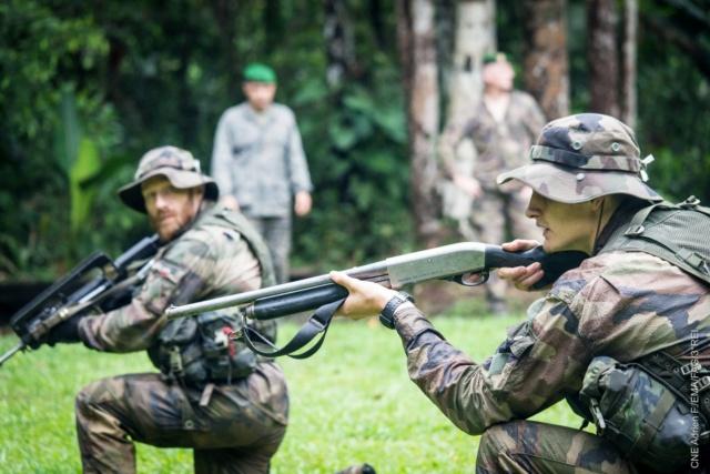 De nouveaux fusils à pompe pour l'armée de Terre ? Reming10