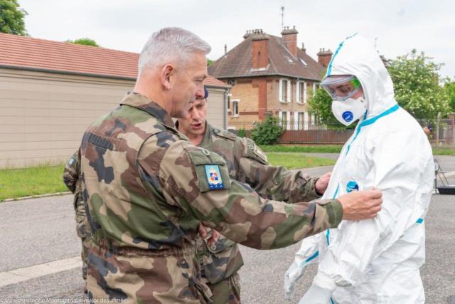 lancement de l'opération Résilience Sans-t10
