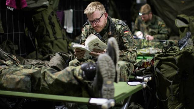 Que lisent les soldats allemands ? Soldat13