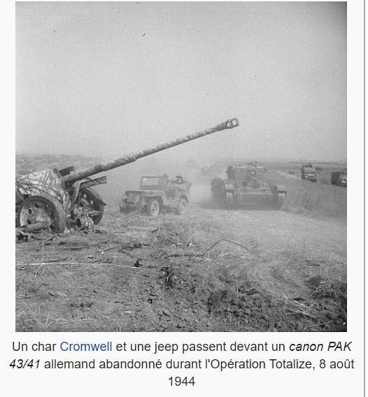Ces jours-là : 7 et 8 aout 1944, Totalize Tot_110