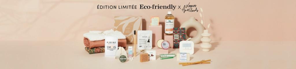 Nouvelle box édition limitée Blissim Eco-friendly avec Leaves & Clouds Lp_zer10