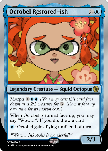 Secret Vault: Heroes of Squidkid Saga - A Silver-Bordered Card Set by The Author 03_oct10