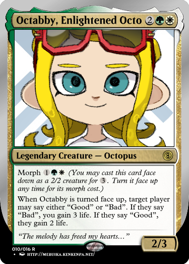 Secret Vault: Heroes of Squidkid Saga - A Silver-Bordered Card Set by The Author 10_oct10