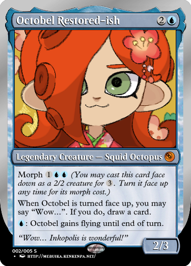 Secret Vault: Heroes of Squidkid Saga - A Silver-Bordered Card Set by The Author M2_oct10
