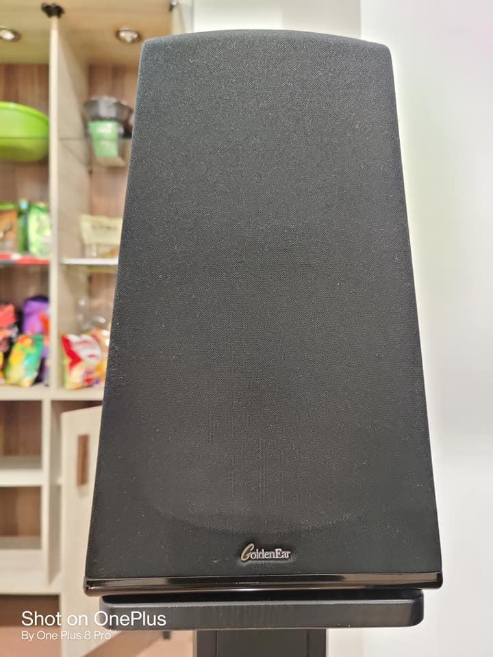 Goldenear Aon 3 Bookshelf Speakers 12280010