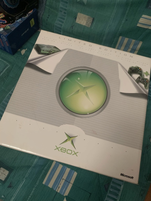 Xbox édition Crystal verte 1e835510