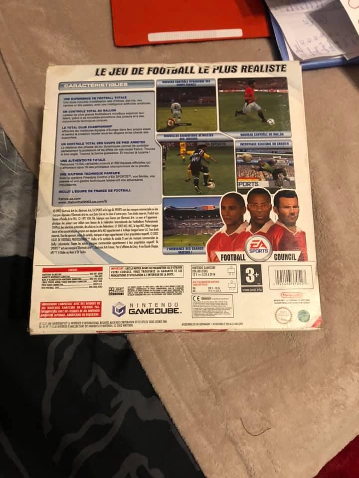 Estimation Pack Fifa Nintendo GameCube [SUJET à LOCK] Packfi12