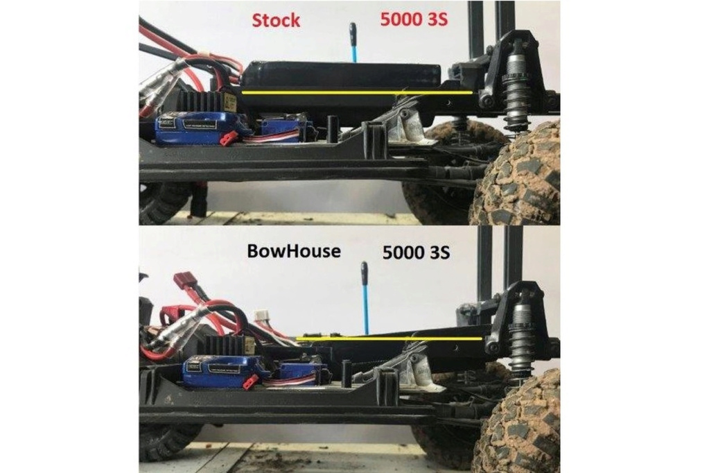 Présentation et évolution Traxxas TRX-4 Bronco  - Page 2 Batter10