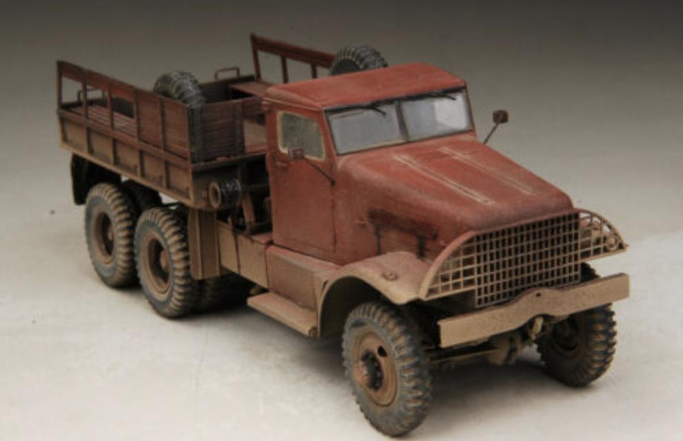 Camion Cross RC UC6 6x6 de Louloux : Montage et Présentation - Page 3 Captur12