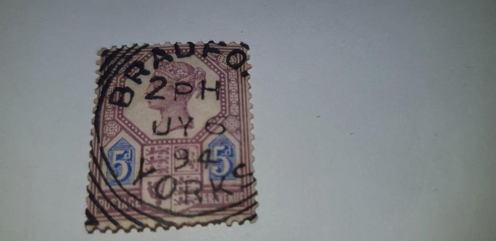 Servus / GB Queen Victoria 20201212