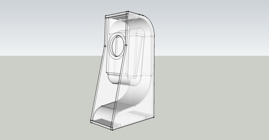 Estudio y viabilidad del contrachapado flexible para un BLH Ps220-10