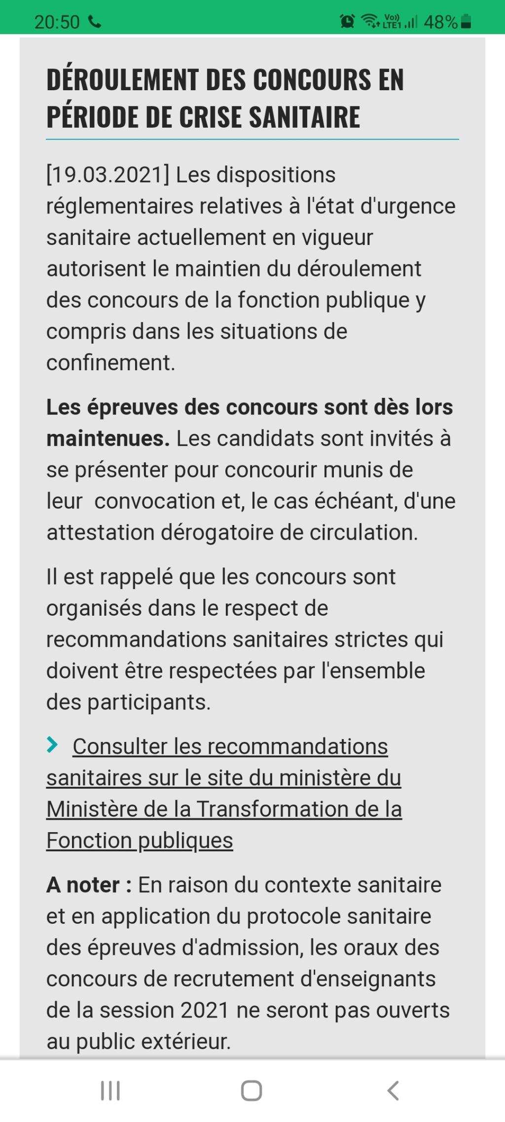 Agrégation interne Lettres Modernes 2021  - Page 2 Screen10