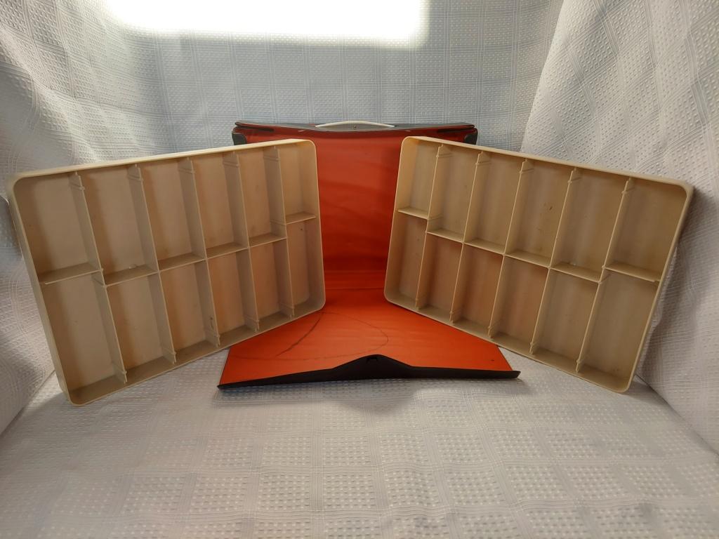 Return of the Jedi Vinyl Case with tan trays 20210411