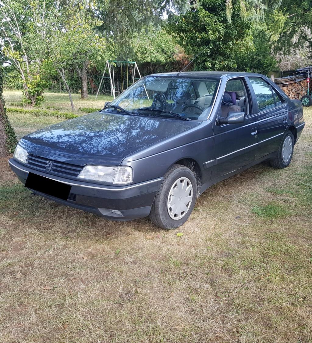 405 SR 1.8i 1992 Av10