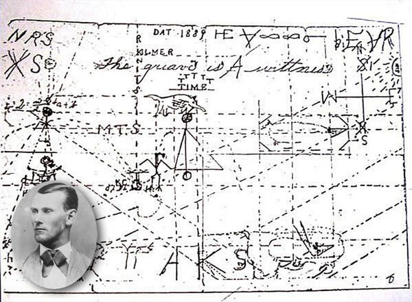 El tesoro oculto de Jesse James (con Audio) F0ee6510