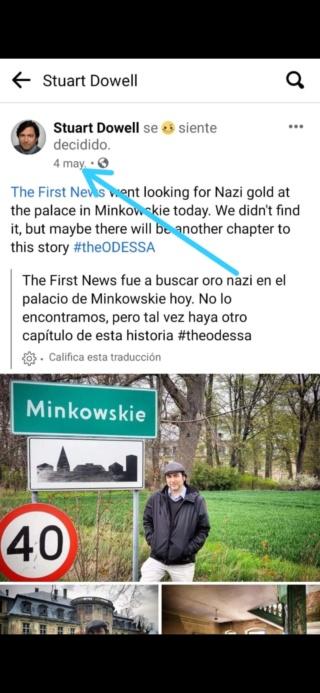 Tesoro del Palacio de Minkowskie - descifrado de la carta Screen15
