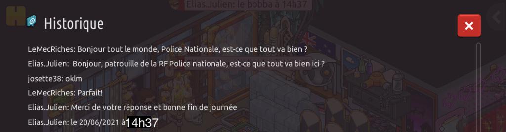 [P.N] Rapport de Patrouille de Elias.Julien 8c42ce10