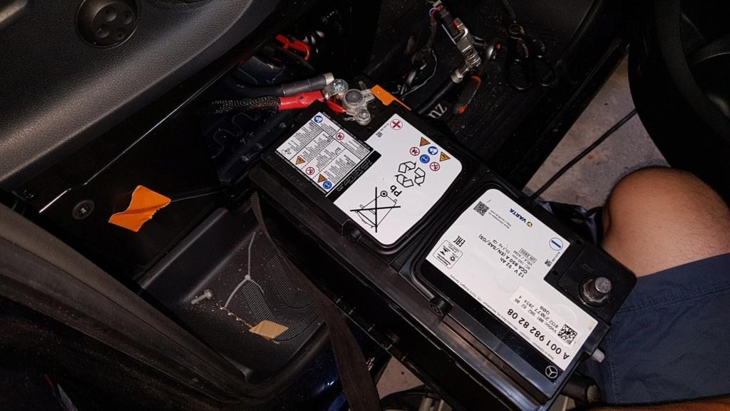 Inter de shunt batterie auxiliaire/principale en secourt Mp-cos10