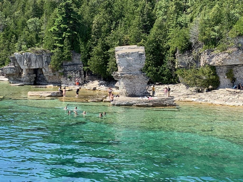 """Découvrir un coin de paradis """" Baie Géorgienne """" Lac Huron Img_1110"""