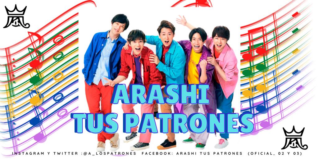 ARASHI TUS PATRONES
