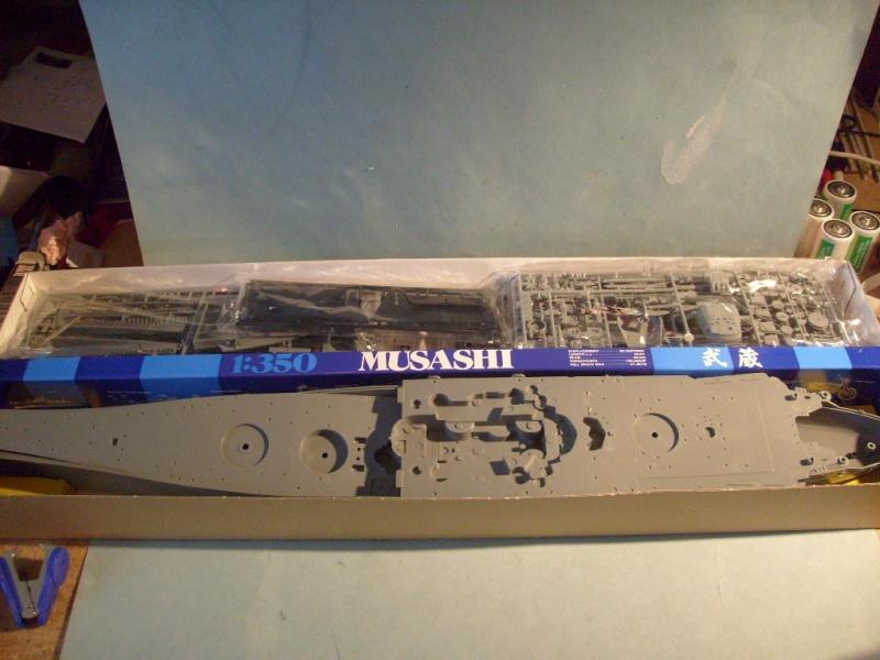 [Tamiya]Yamato & Musashi,1/350 S7300325