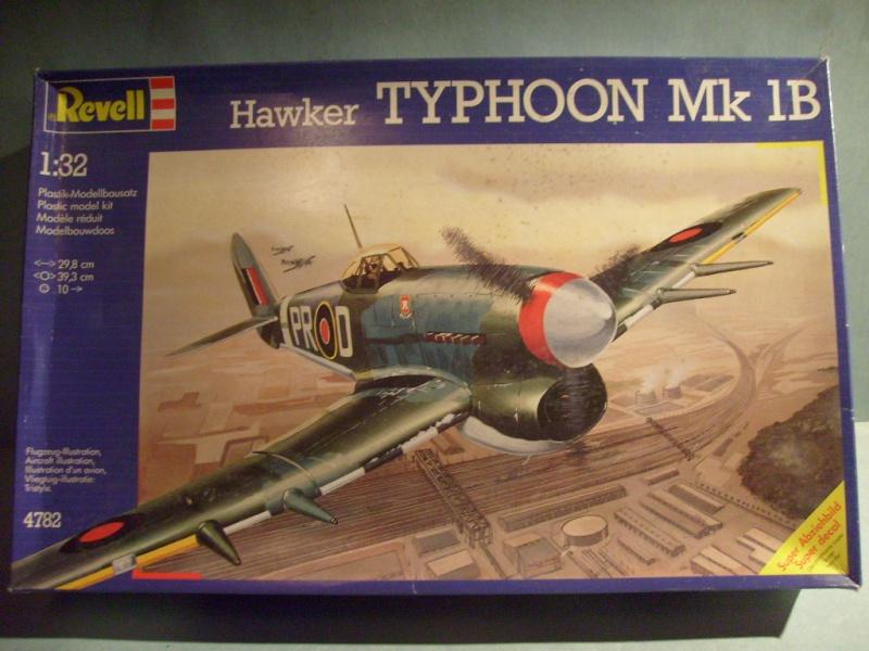 Comparatif des Typhoons mk 1 B de diverses marque S7300375