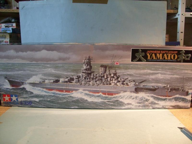 [Tamiya]Yamato & Musashi,1/350 S7300615