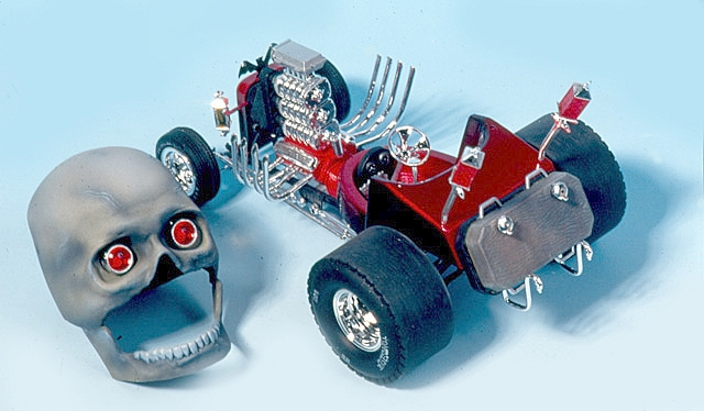 "Article Model Car Magazine : les "" show rods "" Skrull10"