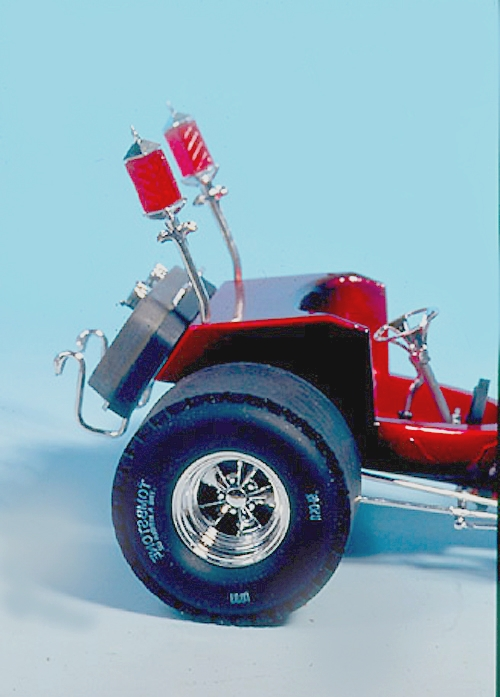 "Article Model Car Magazine : les "" show rods "" Skrull11"