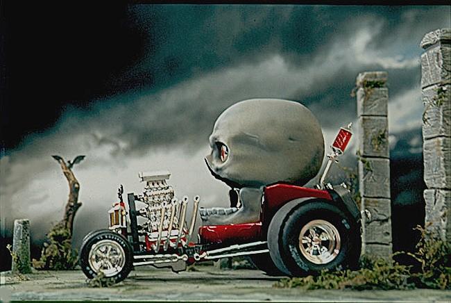 "Article Model Car Magazine : les "" show rods "" Skrull13"