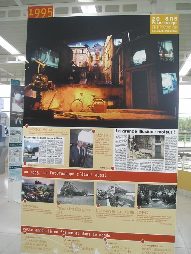"""Exposition itinérante """"Les 20 ans du Futuroscope"""" - Page 2 P8171611"""