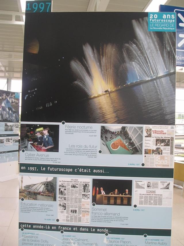 """Exposition itinérante """"Les 20 ans du Futuroscope"""" - Page 2 P8171613"""