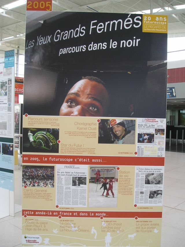"""Exposition itinérante """"Les 20 ans du Futuroscope"""" - Page 2 P8171617"""