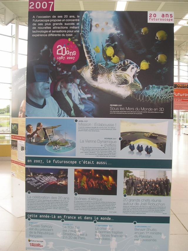 """Exposition itinérante """"Les 20 ans du Futuroscope"""" - Page 2 P8171618"""