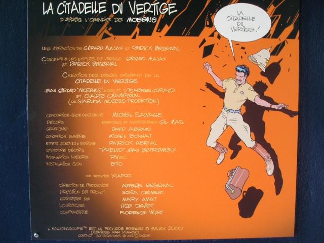 La Citadelle du Vertige (Pavillon 360°) - (2008-2010) - Page 10 P8221610