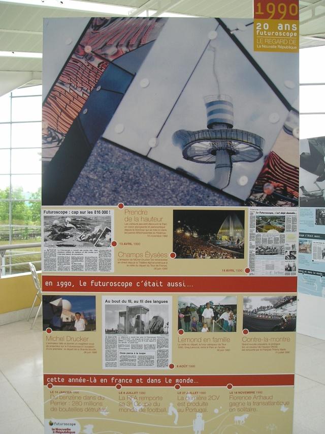 """Exposition itinérante """"Les 20 ans du Futuroscope"""" - Page 3 P8221612"""