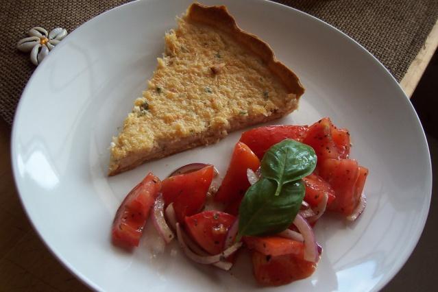 Tarte au crabe et mascarpone Photo_15