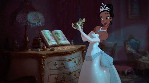 THE PRINCESS AND THE FROG - 2009 - 010