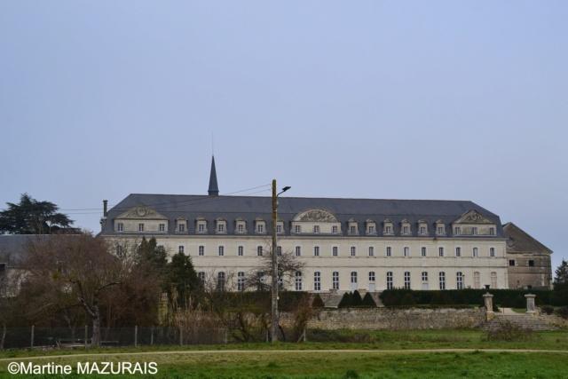 Pontlevoy - L'abbaye et l'église 01-01-12