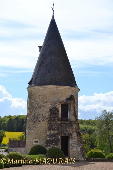 Céré la Ronde – Château de Montpoupon 01-05-14