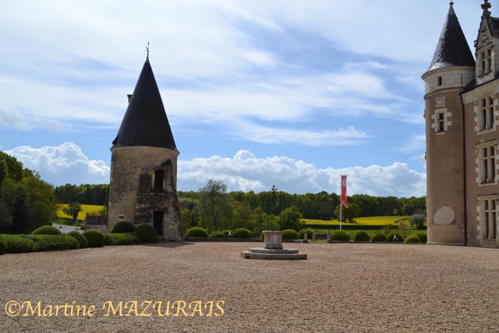 Céré la Ronde – Château de Montpoupon 01-05-17