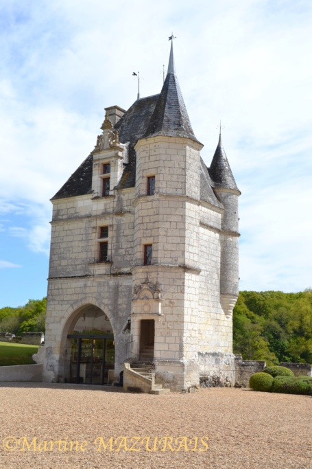 Céré la Ronde – Château de Montpoupon 01-05-18