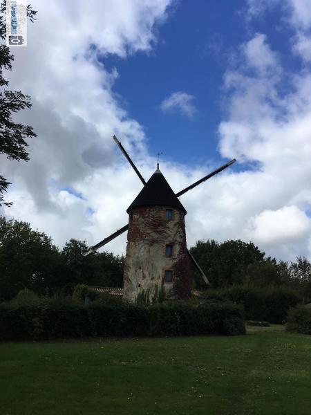 Châteauneuf - Le moulin 05-10-11