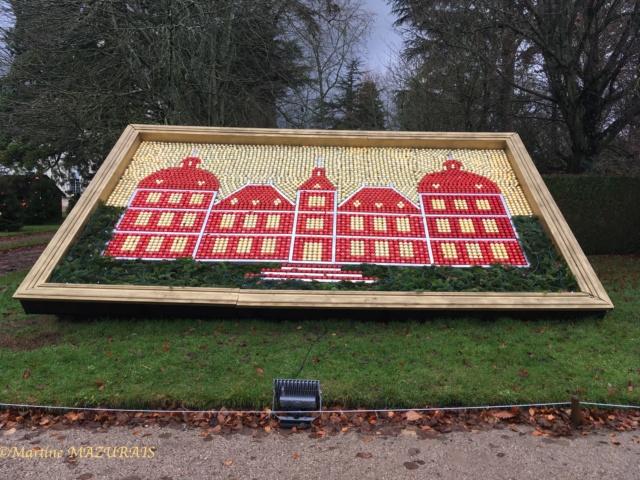 Cheverny - Le château 08-12-11