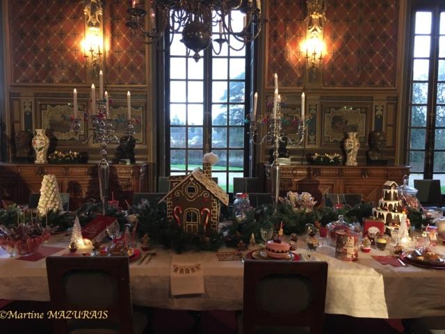 Cheverny - Le château 08-12-19