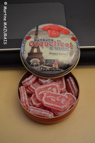 Les bonbons au coquelicot de Nemours 0ca10-10
