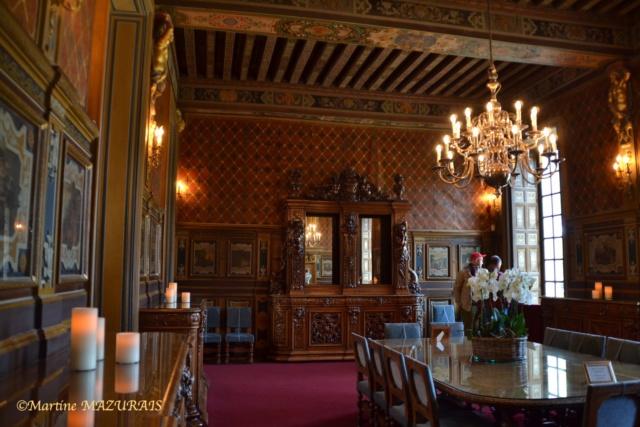 Cheverny - Le château 10-05-72